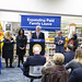 Governor Phil Murphy signs sweeping legislation to expand paid family leave on February 19, 2019, in Piscataway. Edwin J. Torres/Governor's Office.