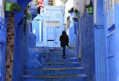 Chefchaouen, Morocco, January 2019 D810 770 (tango-) Tags: chefchaouen bluecity villaggioblu bluevillage morocco maroc 摩洛哥 marruecos марокко المغرب
