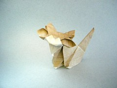 Kitten - Lee Armstrong (Rui.Roda) Tags: origami papiroflexia papierfalten chat gato cat katz kitten lee armstrong