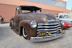 Chevrolet 3100 Pick-up 1952 (benoits15) Tags: chevrolet 3100 pickup 1952 usa america car hotrod nimes auto retro