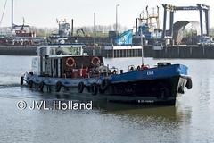 ERIK  NL  Tanker    'Lauwersoog Harbour'  'Lauwersoog Harbour'  190214-061-C6 ©JVL.Holland (JVL.Holland John & Vera) Tags: erik nl tanker lauwersoogharbour groningen scheepvaart shipping netherlands nederland europe canon jvlholland