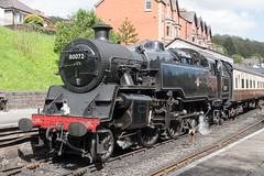 80072  Class 4MT (Churchward1956) Tags: 264 80072 class4mt denbighshire llangollen llangollenrailway railways wales