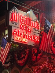 McGillin's Olde Ale House (jericl cat) Tags: mcgillins olde ale house neon sign night philadelphia pennsylvania