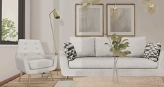 Jack Hanby Interiors; Modern Scandinavian (Jack Hanby -) Tags: modern scandinavian central love passion decorating decor interior second life hanby movement style living room lounge