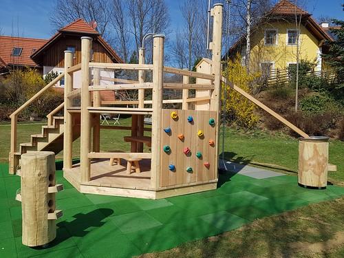 Der neue Kugelturm ❤🎱