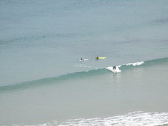 Newquay Surfers (occama) Tags: y cornwall uk surf surfers surfing beach sea waves spring march 2019 blue