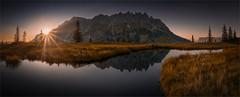 41.1 Austria Panorama (Friedrich Beren) Tags: salzburg mandlwand panorama spiegelungsonnenstern hochkeil