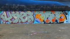 Schuttersveld (oerendhard1) Tags: graffiti streetart urban art rotterdam oerendhard crooswijk schuttersveld yikes pose tees