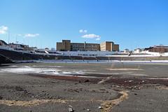 IMG_2926 (Jeffrey Terranova) Tags: hincheliffe stadium patterson nj newjersey canon rebelt6 urbanexploration urbex urbanwaste abandoned