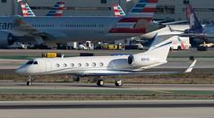 G550 | N914X | LAX | 20181016 (Wally.H) Tags: gulfstream g550 n914x lax klax losangeles airport