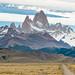 Road to El Chaltén