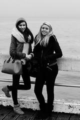 IMG_0068 (boeddhaken) Tags: duoshoot brunette blond blondhair brownhair sexywomen dreamwomen youngwomen women beautifulwomen belgium belgianmodels belgiummodels models greatmodels model greatmodel whitemodel caucasianmodel caucasianmodels caucasian girls dreamgirls 2girls lovelygirls sexygirls cutegirls sea northsea coast beach breakwater dunes