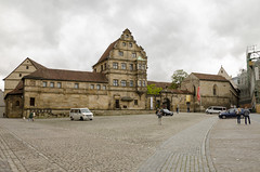 Dom Platz Bamberg (rschnaible) Tags: bamberg germany europe outdoors street photography building architecture old historic dom platz