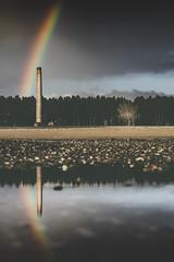 Xobre (Noel F.) Tags: sony a7r a7rii ii voigtlander nokton 50 12 vm rainbow arcodavella arcoiris xobre pobra caramiñal barbanza galiza galicia