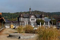 Kurhaus im Gradierwerk (~Nordlicht~) Tags: thüringen badsalzungen wartburgkreis
