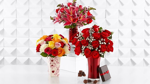 Обои цветы, букеты, вазочки картинки на рабочий стол, раздел цветы - скачать