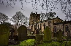 RIP (Phil-Gregory) Tags: nikon d7200 tokina tokina1120mmatx 1120mmproatx11 1120mm 1120mmproatx wideangle ultrawide church peakdistrict derbyshire gravestones sky grim scenicsnotjustlandscapes ngc