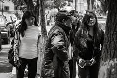 R e- C o n n e c t i o n (EliasIbanez) Tags: art street foto photo arte people streetphotography blackandwhite travel blancoynegro lapaz bolivia