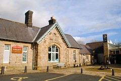 Dales Countryside Museum (zawtowers) Tags: hawes north yorkshire upper wensleydale dales england countryside rural market town famous cheese saturday 16th february 2019 dry sunny bright museum former railway station