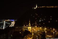 Buda Castle - Panorama (atillaszabi@gmail.com) Tags: budacastle budaivár kilátás panorama budapest hungary magyarország manuallens helios44m4 hoyacirplfilter longexposure