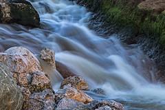 Rockaway Beach. Pacifica, CA. (j1985w) Tags: pacifica california water rocks river longexposure