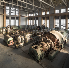 Disused Power Station (Camera_Shy.) Tags: disused power station plant powerstation powerplant abandoned urban exploration tresspassing derelict ue road trip rusty turbine hall urbex generator abandonment decay exploring decayed ruin forgotten