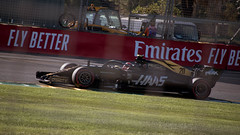 Kevin Magnussen - Rich Energy Haas (J3090) Tags: 2019 melbourne australia motorsport racing formula one f1 scuderia ferrari mercedes renault red bull alfa romeo haas williams point