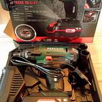 Parkside Cordless Impact Wrench PASSK 20-Li A1 thumbnail