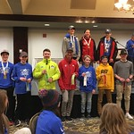 2019 U14 Provincials hosted by Prince George Ski Club - mens awards