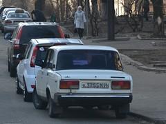 к3755КИ (Vetal_888) Tags: ваз lada 2107 жигули licenseplates ukraine номернізнаки україна kyiv київ к3755ки