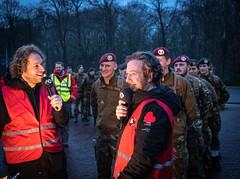 Mark & Rámon  en de landmacht (3FM) Tags: sr18 lifeline rode kruis serious request seriousrequest rodekruis 3fm landmacht militair