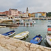 Marina of Fažana, Croatia.