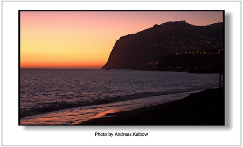 Andreas Kalbow Sonnenuntergang 2019.03.10 Madeira (8)
