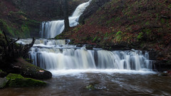 Scaleber Force (Andrew G Robertson) Tags: waterfall scaleber force foss winter yorkshire dales settle hebden landscape waterscape long exposure