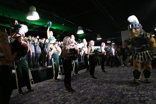 NCAA Final Four Pep Rally, April 2019