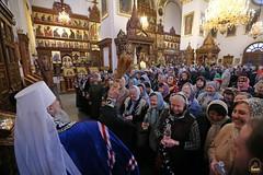 18. Водосвятный молебен в Субботу Акафиста 13.04.2019