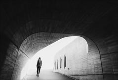 F_MG_5880-1-BW-Canon 6DII-Canon 16-35mm-May Lee 廖藹淳 (May-margy) Tags: maymargy bw 黑白 人像 隧道 清水模 背影 剪影 幾何構圖 點人 街拍 線條造型與光影 天馬行空鏡頭的異想世界 心象意象與影像 台灣攝影師 南投縣 台灣 中華民國 fmg58801bw portrait viewfromback silhouette tunnel streetviewphotography taiwanphotographer humaningeometry humanelement nantoucounty taiwan repofchina canon6dii canon1635mm maylee廖藹淳 lineformandlightandshadow mylensandmyimagination naturalcoincidencethrumylens