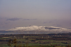Snow up North. (dannie843) Tags: wales ceredigion cambrian mountains