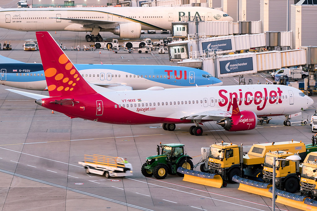 The World's Best Photos of sg and spicejet - Flickr Hive Mind