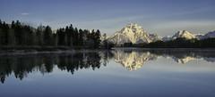 Teton Spring at Oxbow (Jeff Clow) Tags: 2018 grandtetonnationalpark jacksonhole jeffclowphototours jeffrclow may usa wyoming beautyinnature landscape mountains nature outdoors scenery scenics western