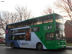 LT52WVY (jeff.day48) Tags: lt52wvy 32253 volvo b7tl transbus alx400 cecilroad kingswood firstwestofengland 6
