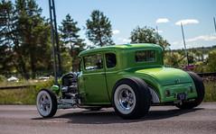 Hotrod (Myggan68) Tags: bilar biglakerun biglakerun2018 car cars classic classiccar ontheroad ontheroadswithmyggan rättvik2018 sweden hotrod