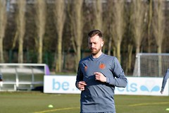 Season 2018-2019: Training 20-02-2019