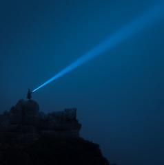 Torcal de Antequera (Tom Neumann) Tags: sony sonya7m2 ilce7m2 55mm longexposure night light fog mist españa malaga spain torcaldeantequera luz noche largaexposicion niebla