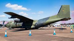 IMG_9340 (Al Henderson) Tags: 2018 5072 aviation c160 c160d egva fairford ltg63 luftwaffe planes riat transall transportalliance airtattoo airshow military summer