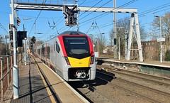 755407, Flirt Bi-Mode Unit on test, Ipswich, 5th. March 2019. (Crewcastrian) Tags: 755407 ipswich transport railways trains flirt bimode unit abellio greateranglia