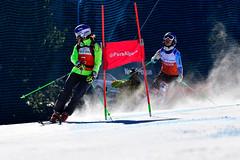 La Molina 2019 World Para Alpine Skiing World Cup - Day 1 (Paralympic) Tags: kubackamarek guidezatovicovamaria b1 svk wpas2019alpineskiingworldcup lamolina spain alpineskiing parasport giantslalom