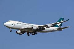 B747 400 (B-LIP) Cathay Pacific Cargo (boeing-boy) Tags: mikeling boeingboy cathaypacificcargo b747 blip heathrow