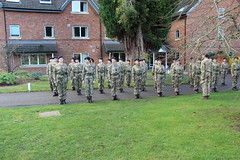 CCF Inspection 2019 (4) (Headington School, Oxford) Tags: u4 l5 u5 l6 u6 ccf middle sixthform headingtonschool