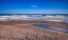 La_Spiaggetta_190012 (ivan.sgualdini) Tags: 5dmarkiv beach canon day longexposure ogliastra rocks sand sardegna sardinia sea seascape stones sunny water waves wild winter